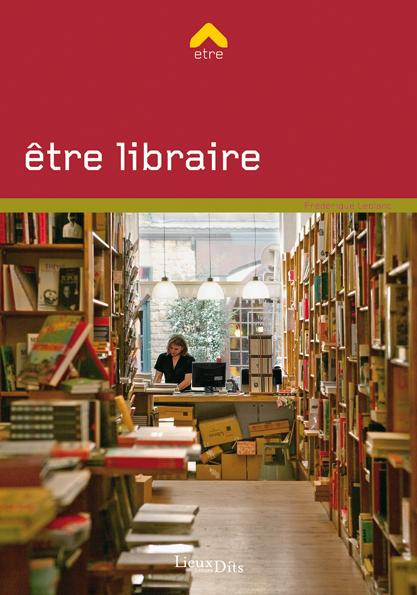 Fiche metier libraire