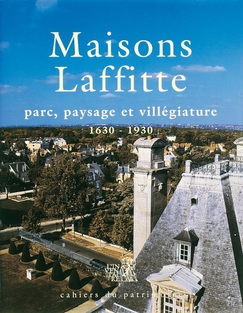 Livre tourisme maisons laffitte livre histoire patrimoine - Le cosy maisons laffitte ...