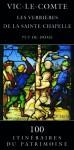 Vic-le-Comte, les verrières<br />de la Sainte-Chapelle <br />Puy-de-Dôme